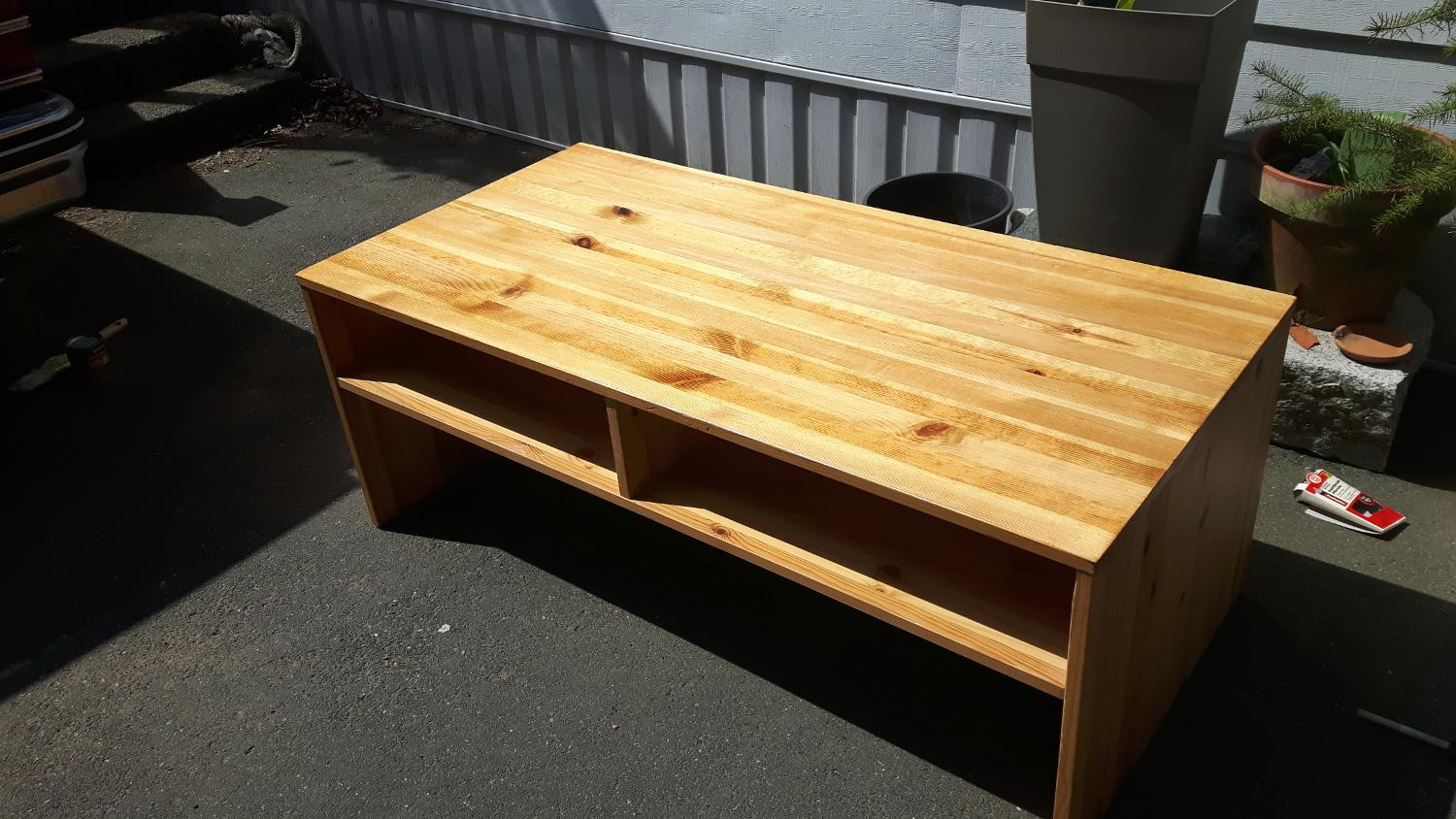 Find More Knotty Pine Coffee Table For Sale At Up To 90 Off