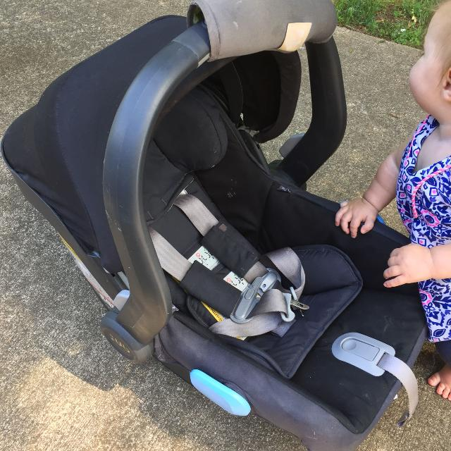 UPPAbaby Infant Car Seat