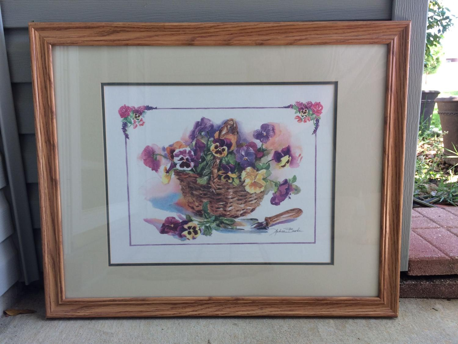 best medium large pansy picture for sale in pensacola