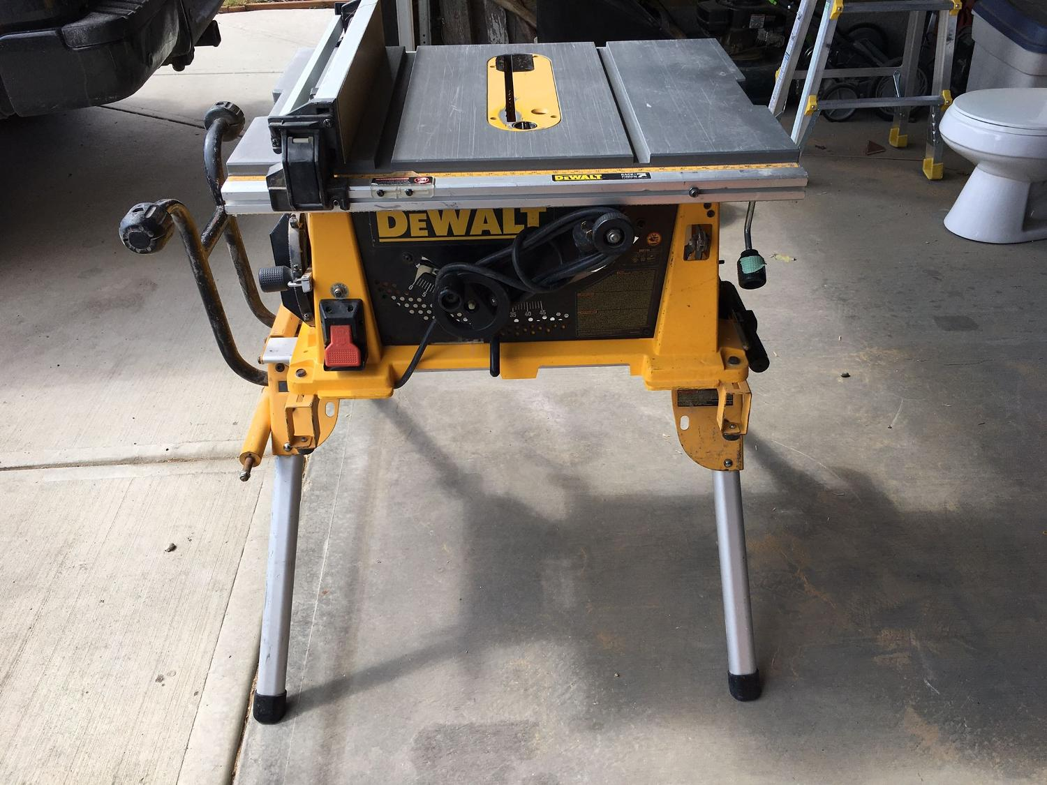 Find More Dewalt Portable Table Saw For Sale At Up To 90 Off Airdrie Ab