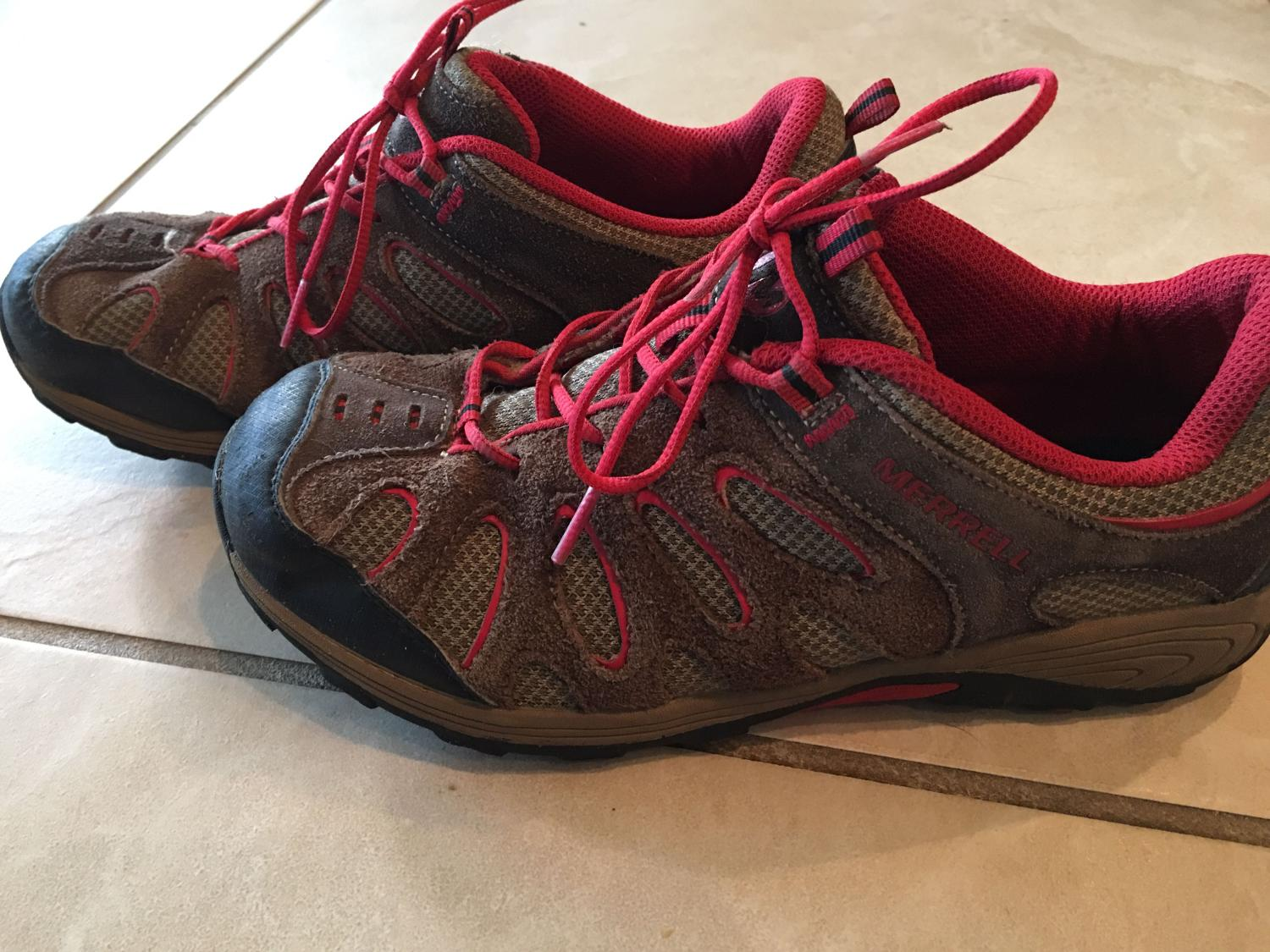 ... Merrell Hiking Shoes for sale in Huntersville, North Carolina for 2017