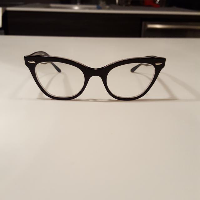 ce0d5c05bd2 Best Women s Eyeglasses - Ray-ban Rb5226 2034 Black Crystal for sale in  Yorkville