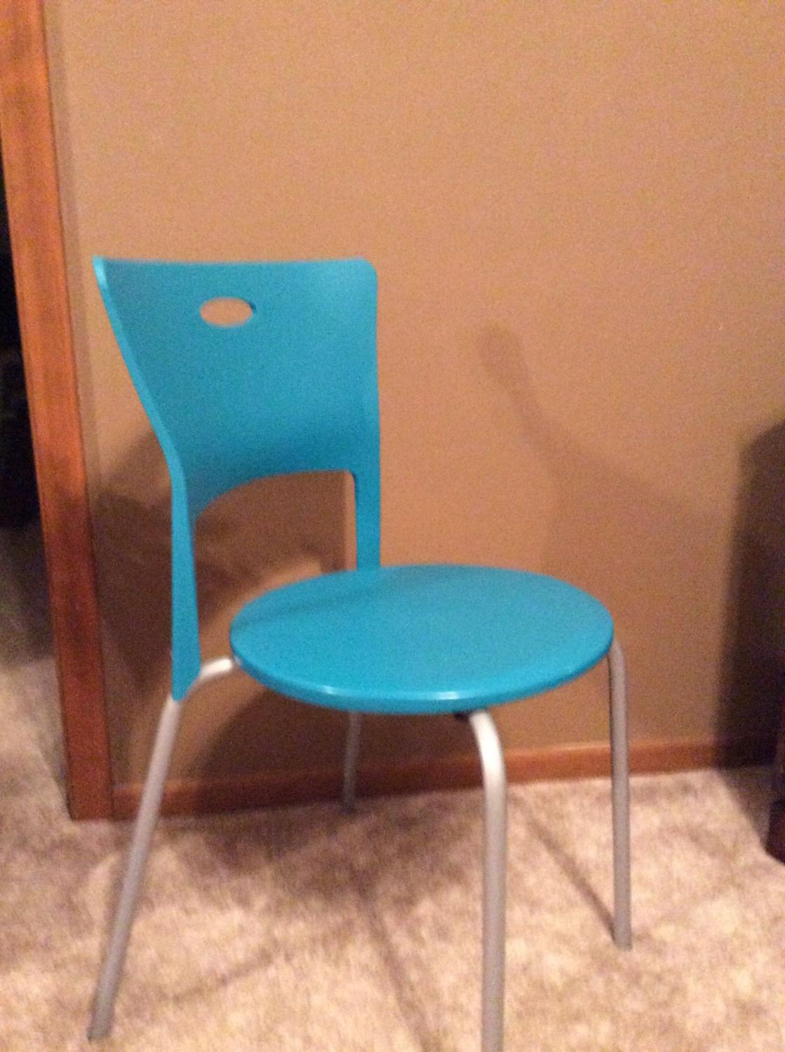 Find more teal desk chair for sale at up to 90 off for Teal chairs for sale