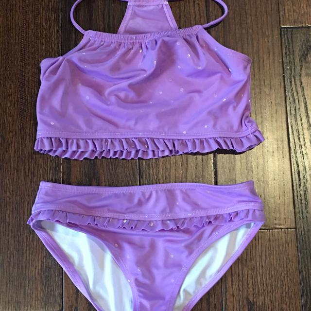 6576fd3eda91a Find more Girls Bikini Bathing Suit Swimsuit Size 10 for sale at up ...