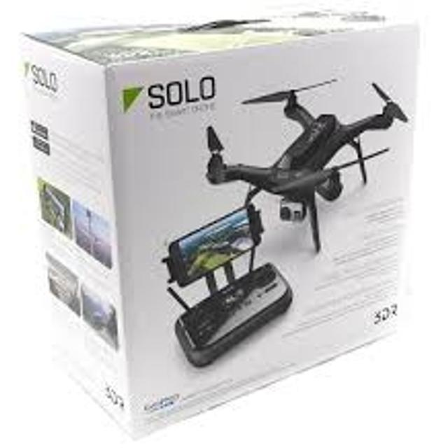 3dr Solo drone + gimbal