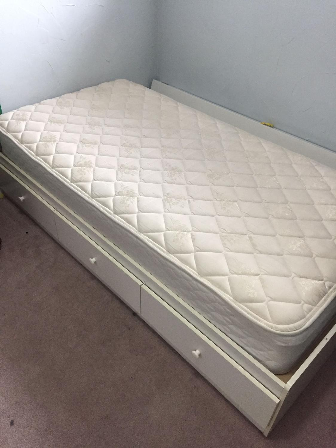 Find More Twin Bed With Storage For Sale At Up To 90 Off Regina Sk