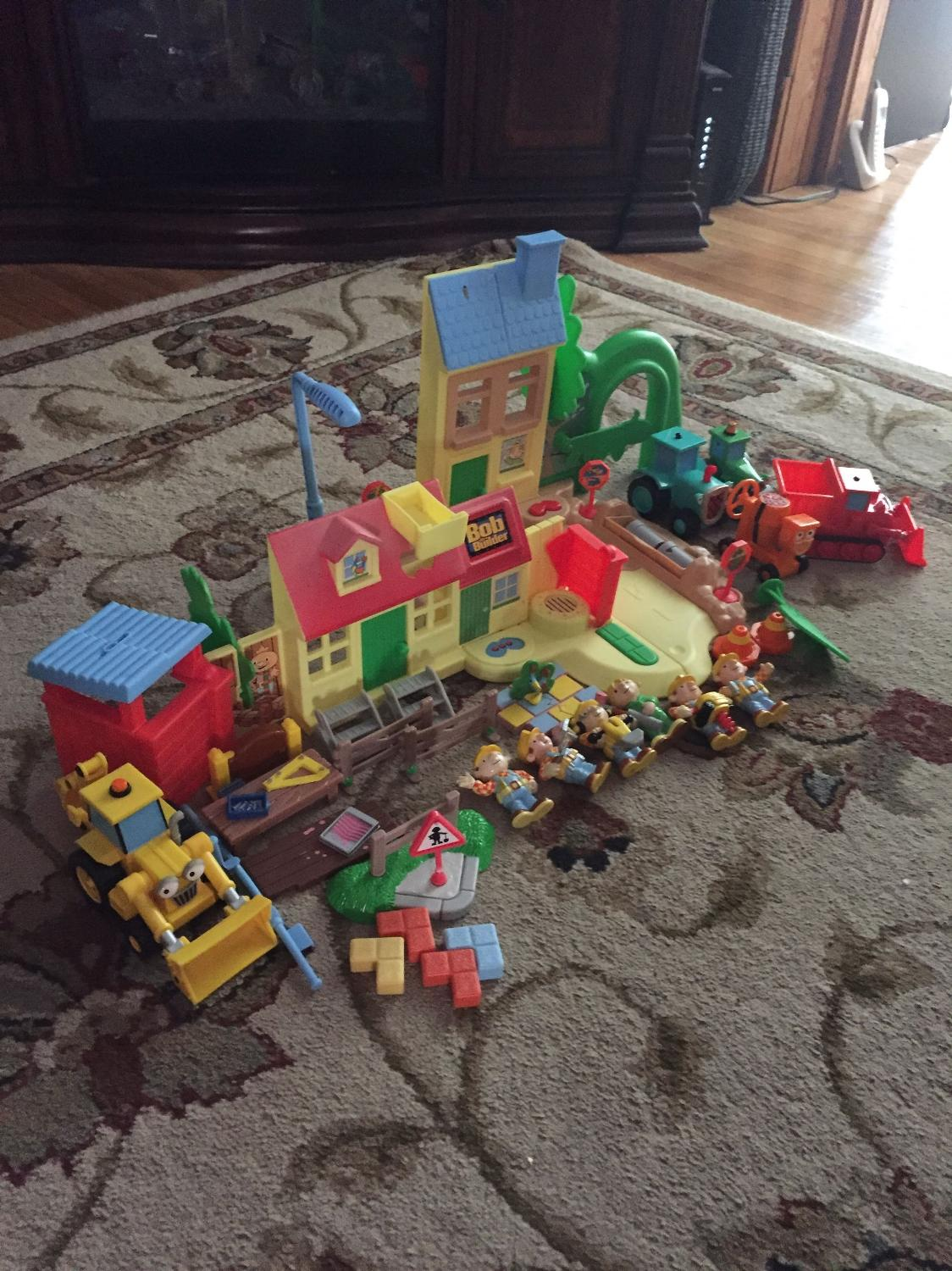 Find more bob the builder play yard for sale at up to 90 for Find a builder in your area