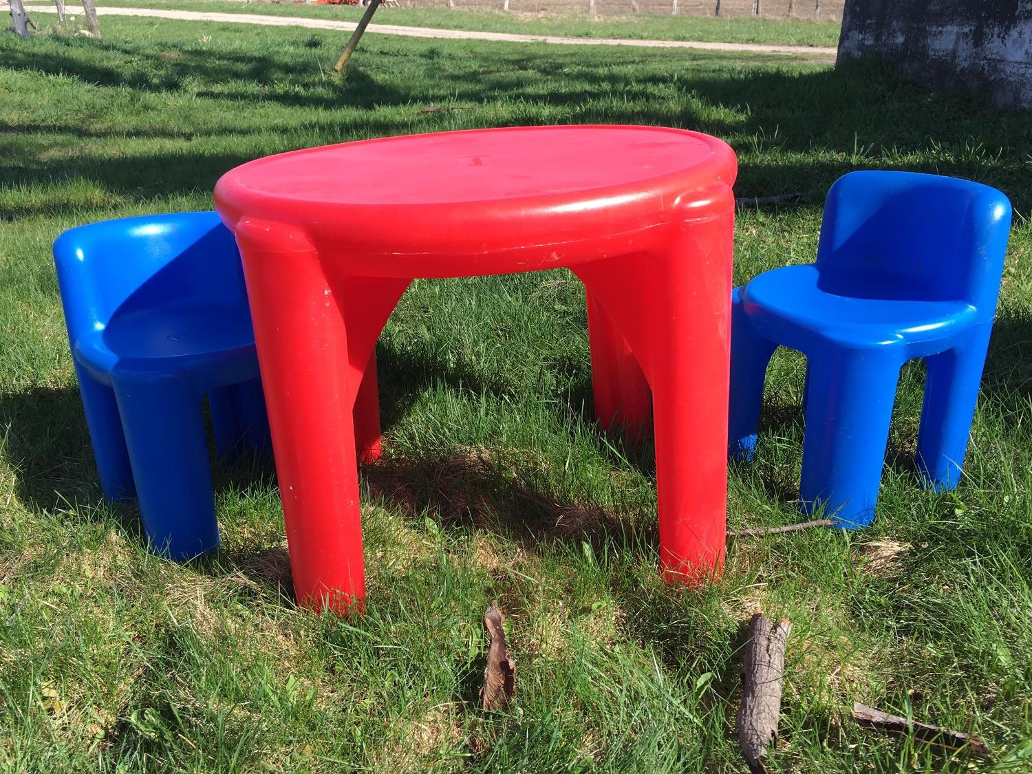 Find More Little Tikes Table And Chairs For Sale At Up To