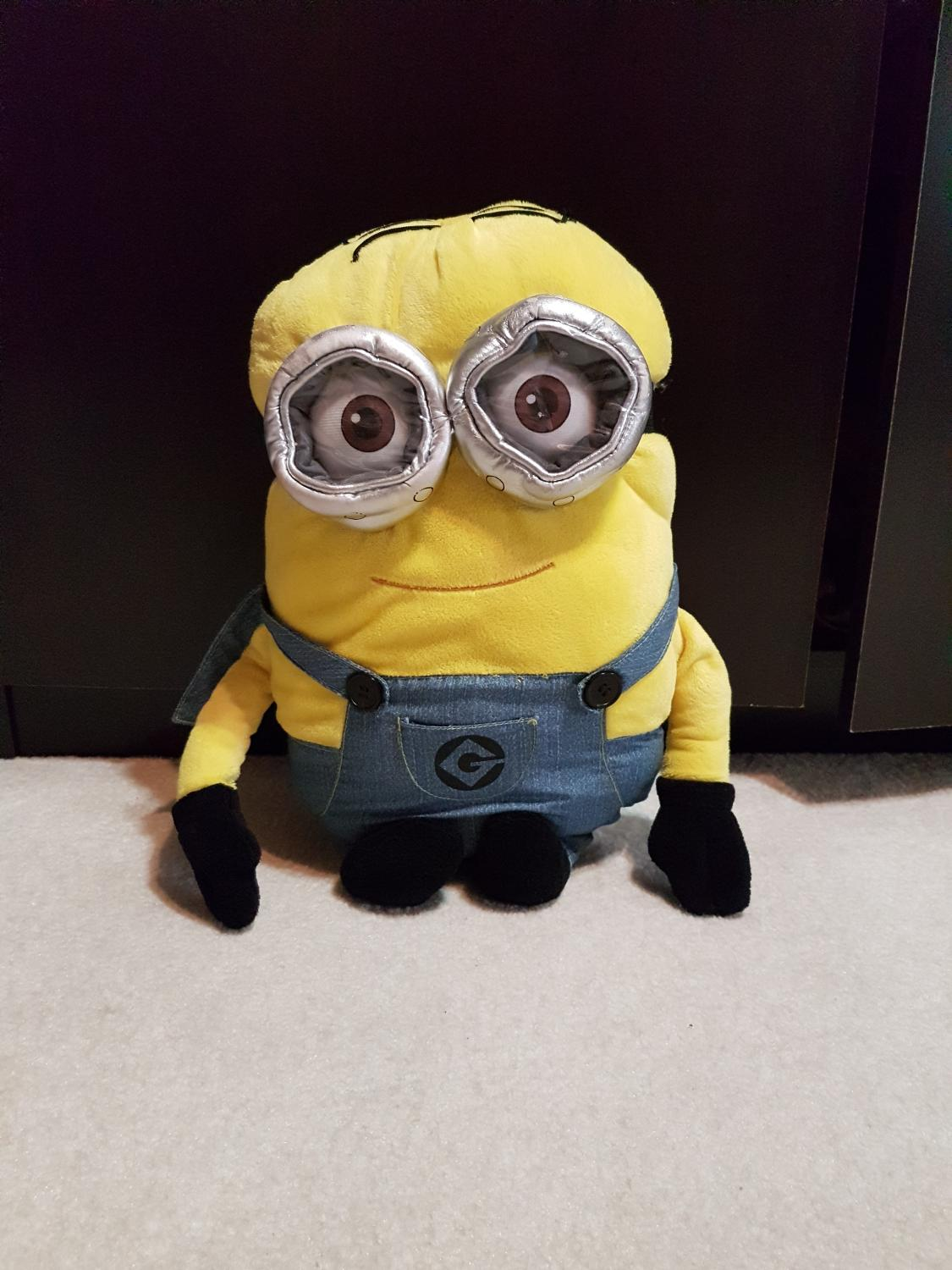 find more minion pillow with secret storage pocket in guc