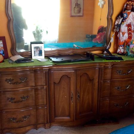 Dresser. Best New and Used Furniture near Amarillo  TX