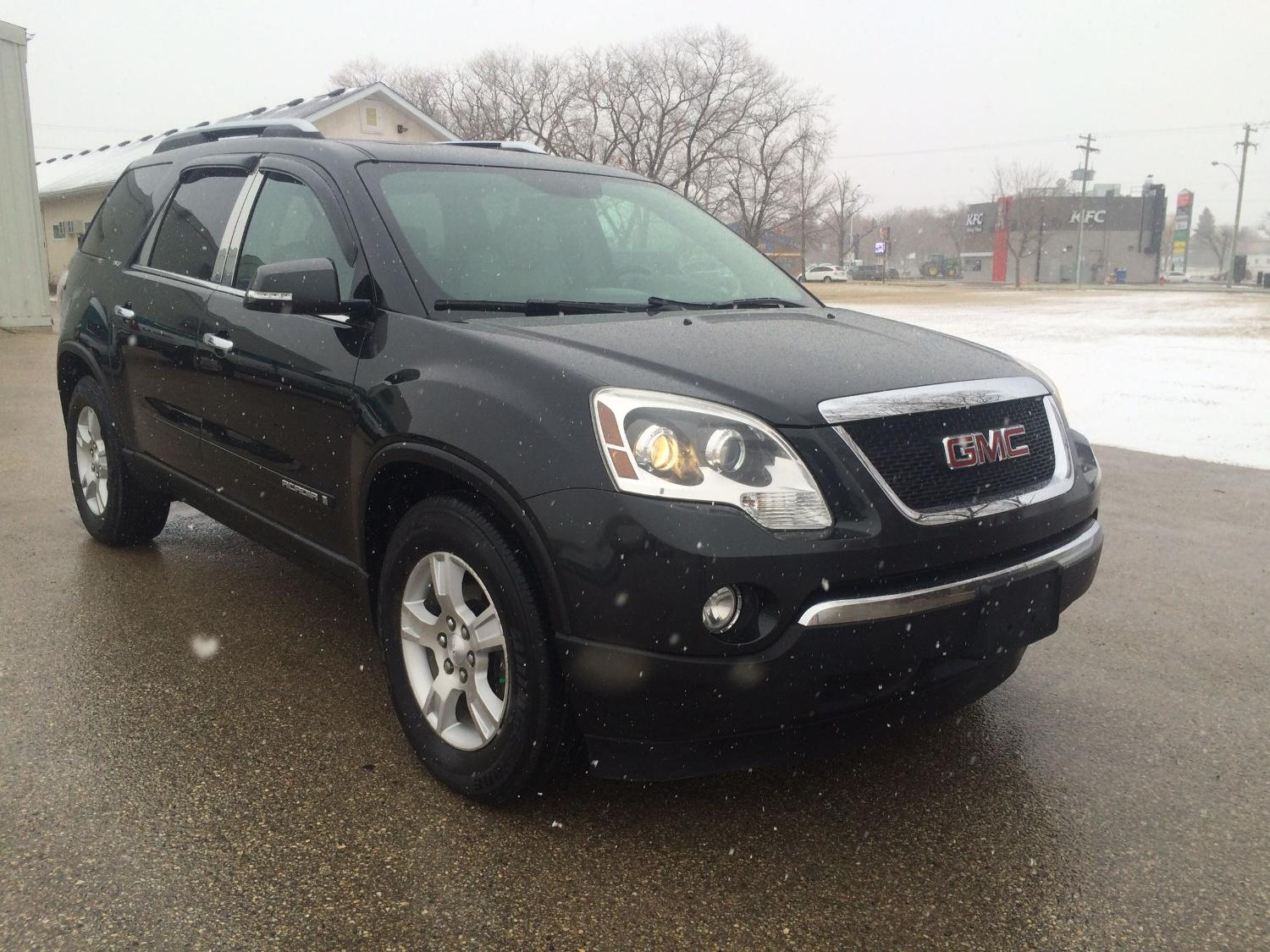 Find More 2007 Gmc Acadia Awd Fully Loaded Safetied
