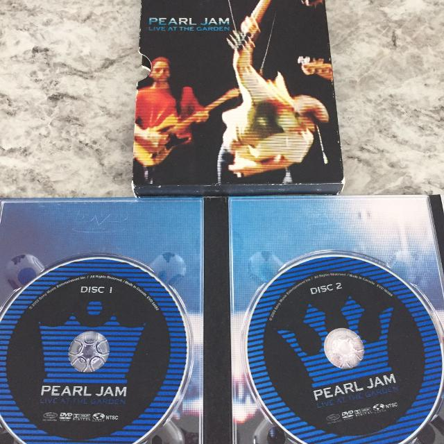 Pearl Jam: Live At The Garden (2-Disc DVD Set)