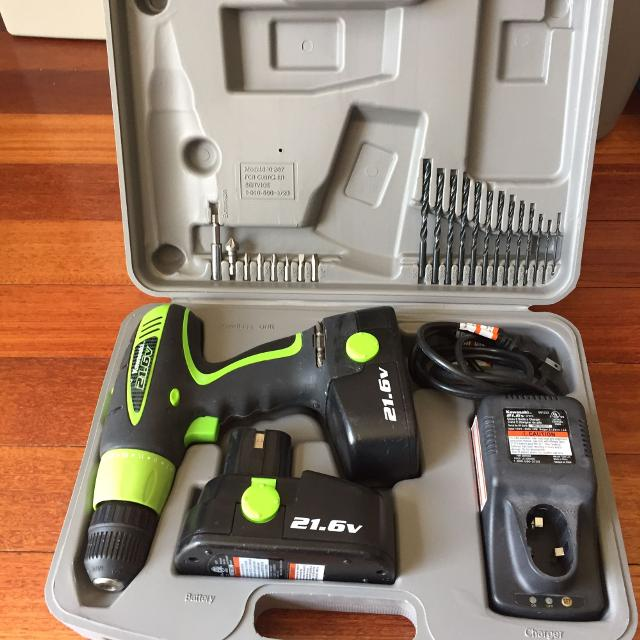 Find more Kawasaki 21.6v Cordless Drill for sale at up to 90% off