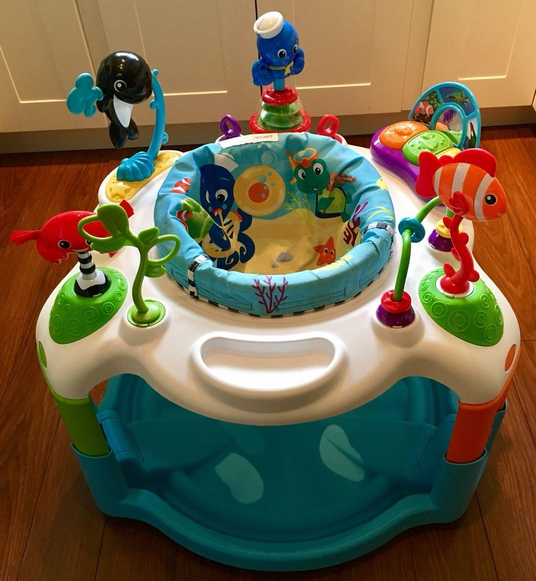 Baby Shower Gifts Victoria Bc ~ Find more baby einstein exersaucer for sale at up to