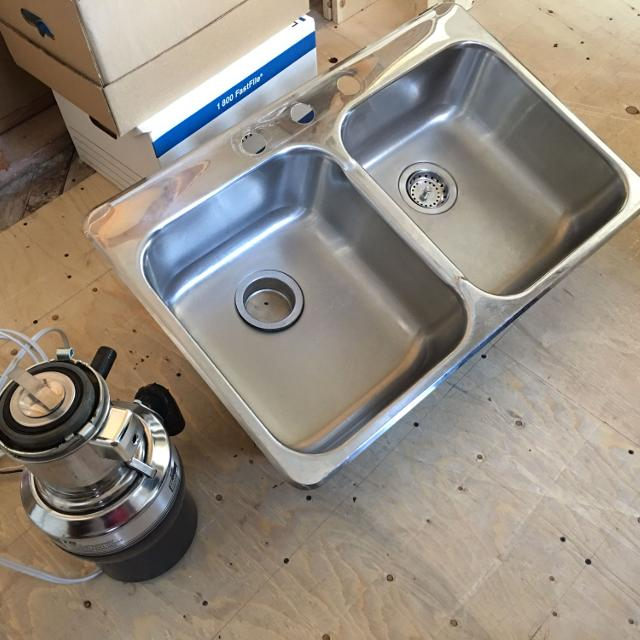 Find more Steel Queen Kitchen Sink And Garburator for sale at up to ...