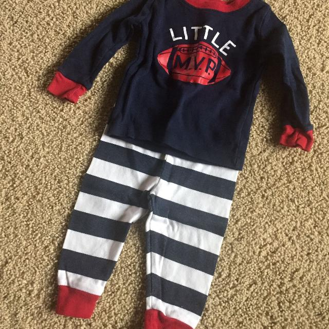 cabe2cfc8ed2 Find more Children s Place Baby Boy Pajamas (6-9 Months) for sale at ...