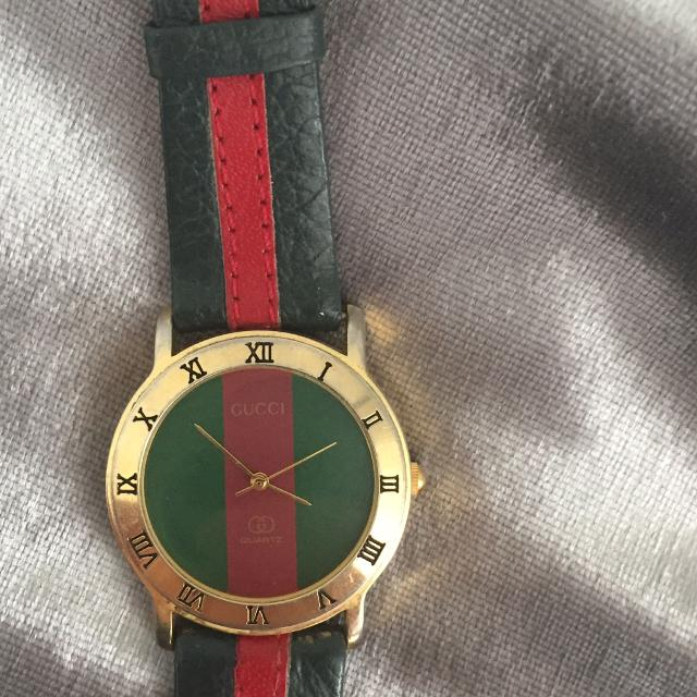 6a4087a4a Find more Vintage Gucci Watch for sale at up to 90% off