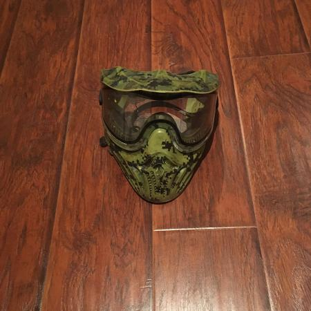 Paintball mask, used for sale  Canada