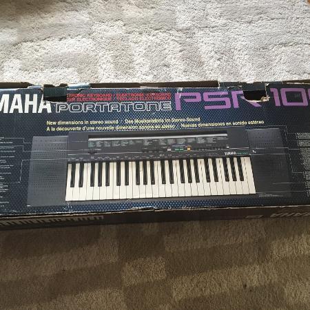 Yamaha portatone psr-100 keyboard for sale  Canada
