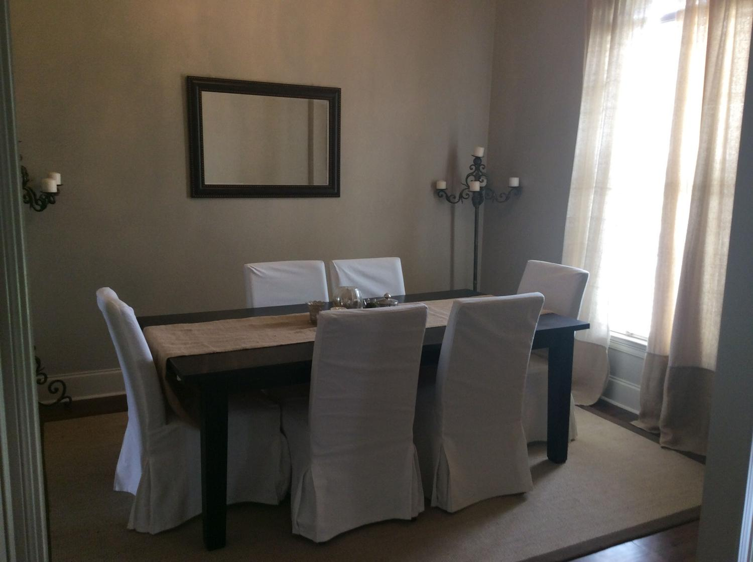 best dining table with 6 chairs for sale in hattiesburg mississippi for 2018. Black Bedroom Furniture Sets. Home Design Ideas