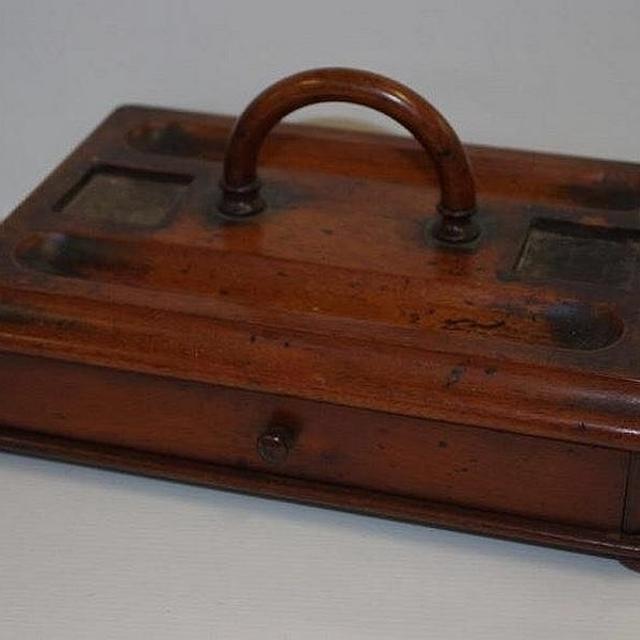 Antique portable writing desk - Best Antique Portable Writing Desk For Sale In Gibsons, British