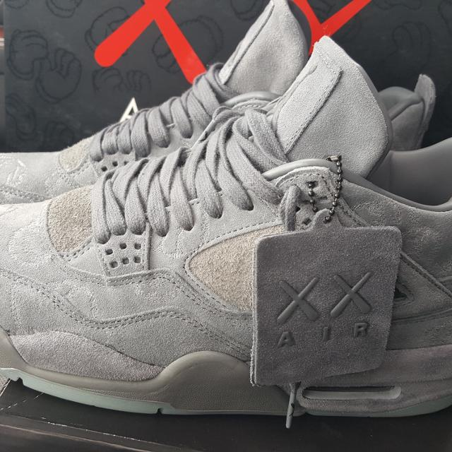 27bca3764649 Find more Jordan 4 Kaws - Ua - Size 10 - No Trades for sale at up to ...