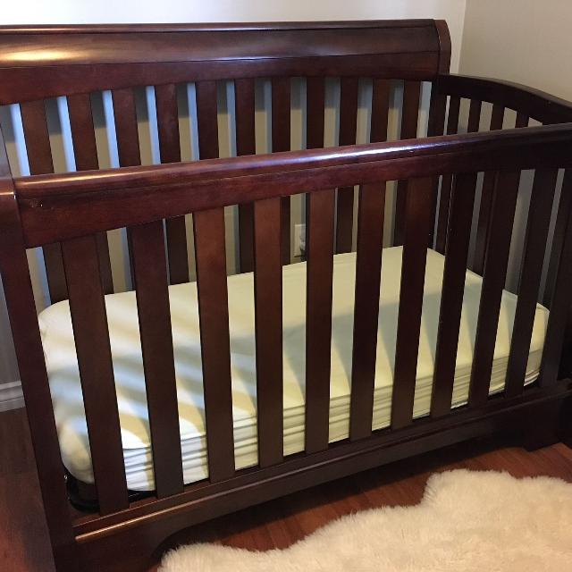 Find More Delta Convertible Crib From Sears Canada For Sale At Up To