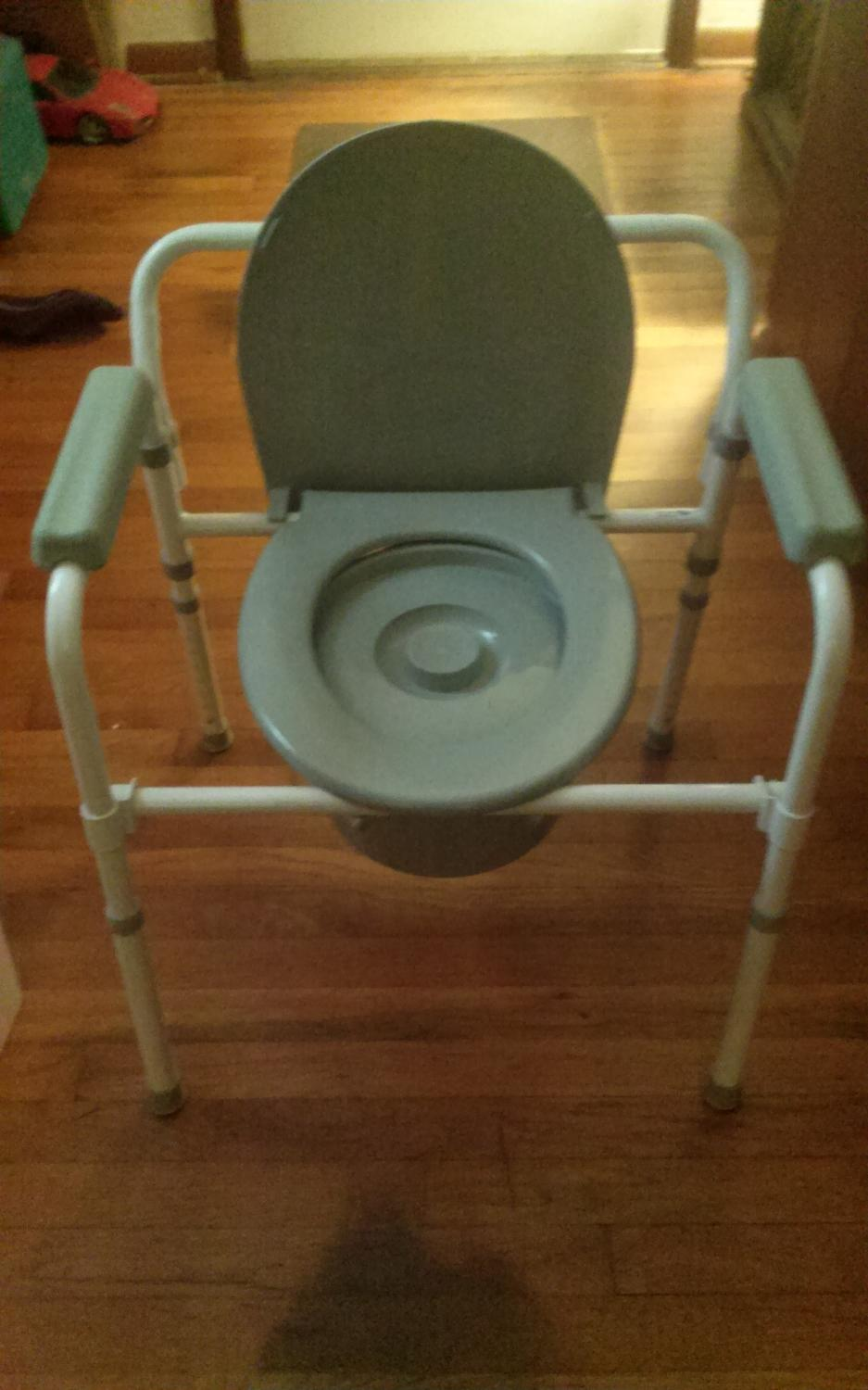 Find more Invacare Bedside Commode for sale at up to 90% off ...