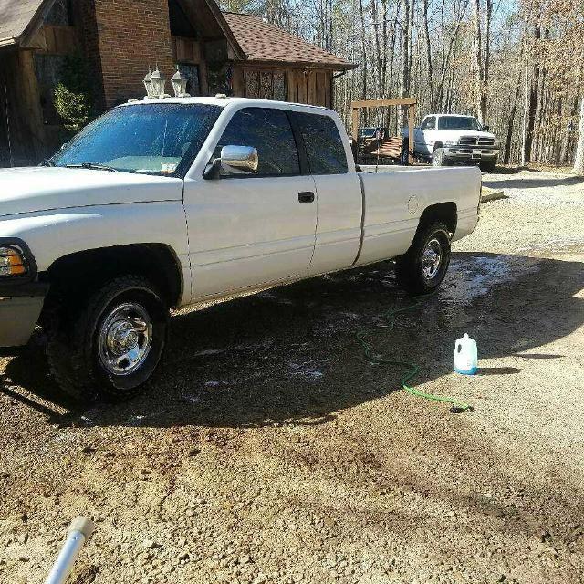 1996 dodge ram 2500 cummins diesel