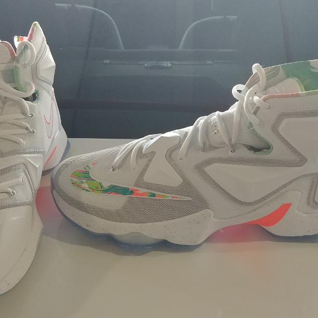 info for 5357b 67be0 Best New Nike Lebron 13 Easter Edition for sale in West Palm Beach, Florida  for 2019
