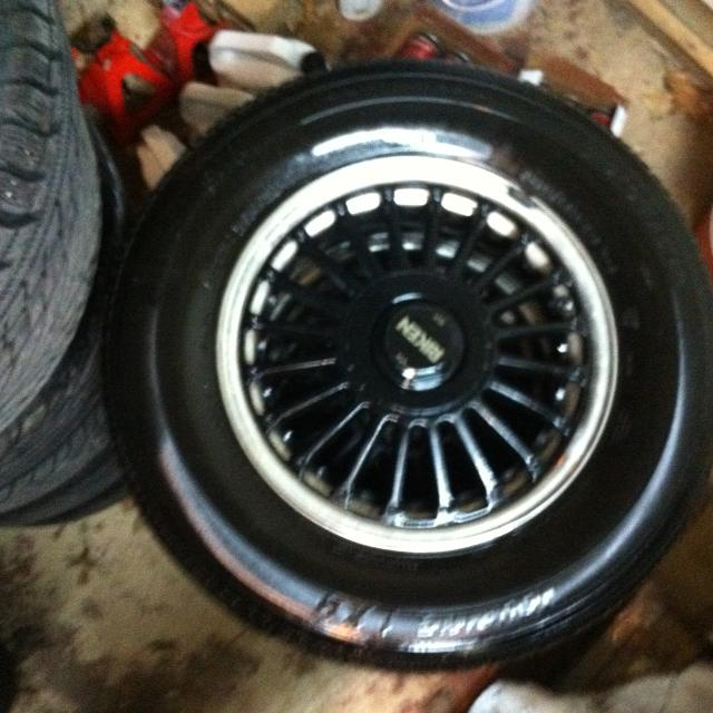 Find More Riken Mags And Tires 606060 60x60 Bolt Pattern For Sale Amazing 5x108 Bolt Pattern