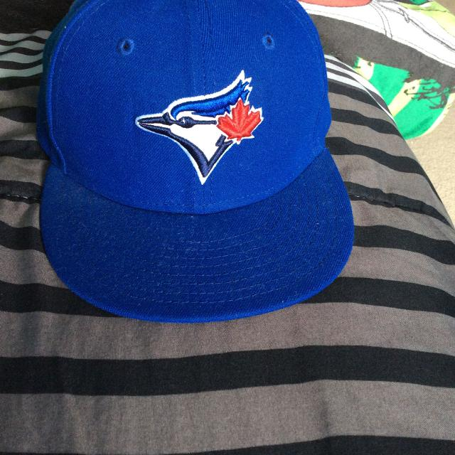 Find more Euc Kids Blue Jays Hat for sale at up to 90% off 901d7232ae9