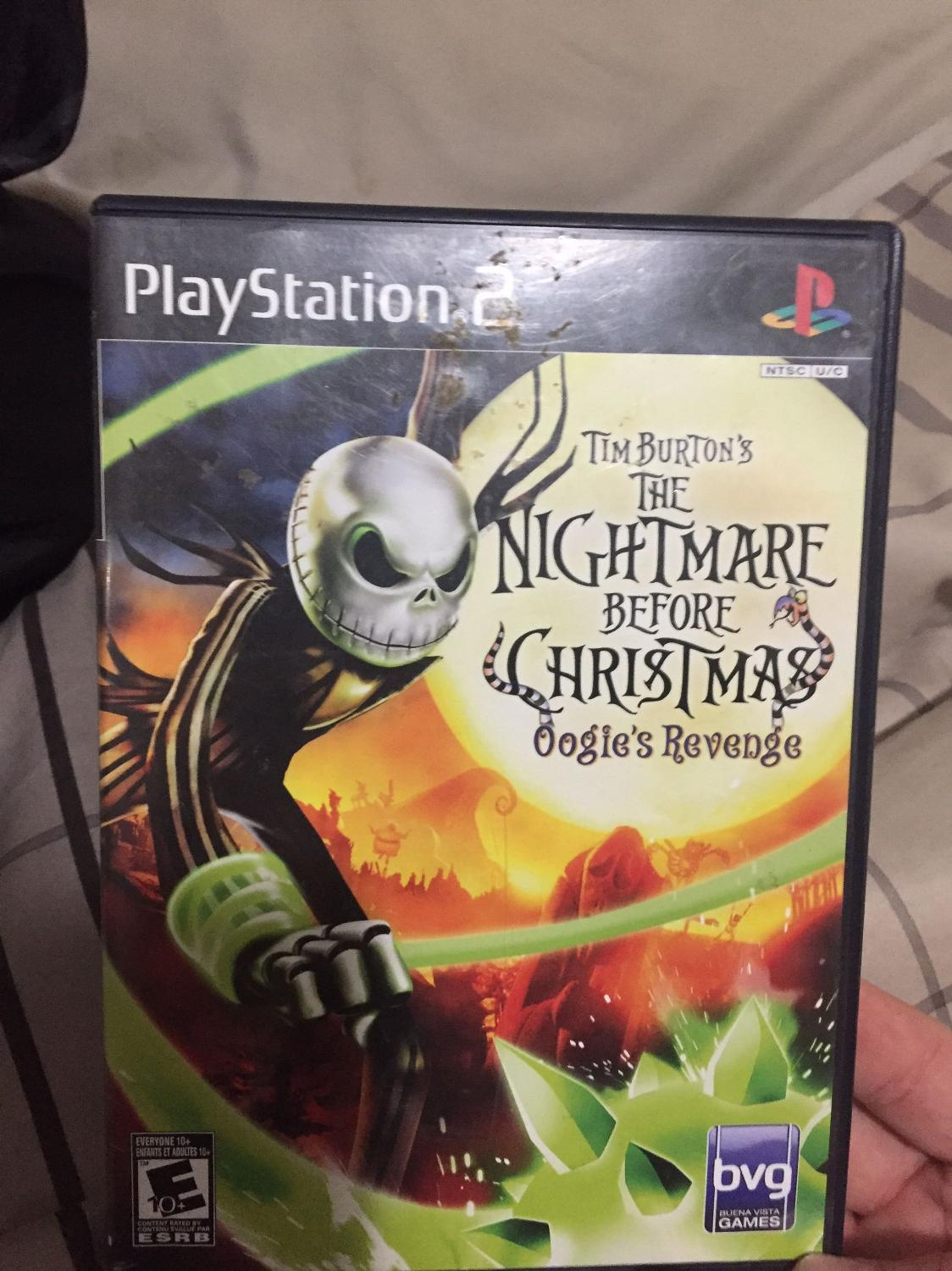 Find more Nightmare Before Christmas: Oogie\'s Revenge For Ps2 for ...