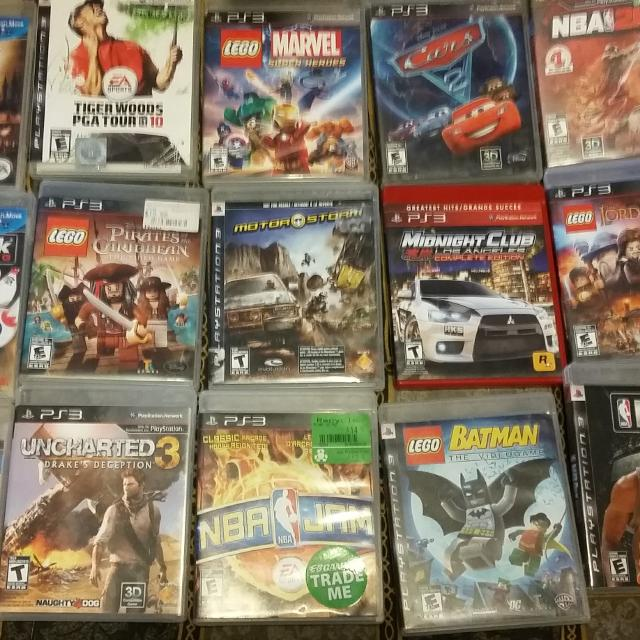Find more Ps3 Games for sale at up to 90% off