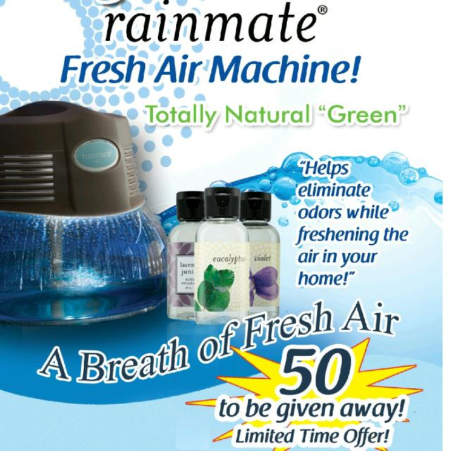 Best Win A Free Rainmate For Sale In Ashland City Tennessee For 2018
