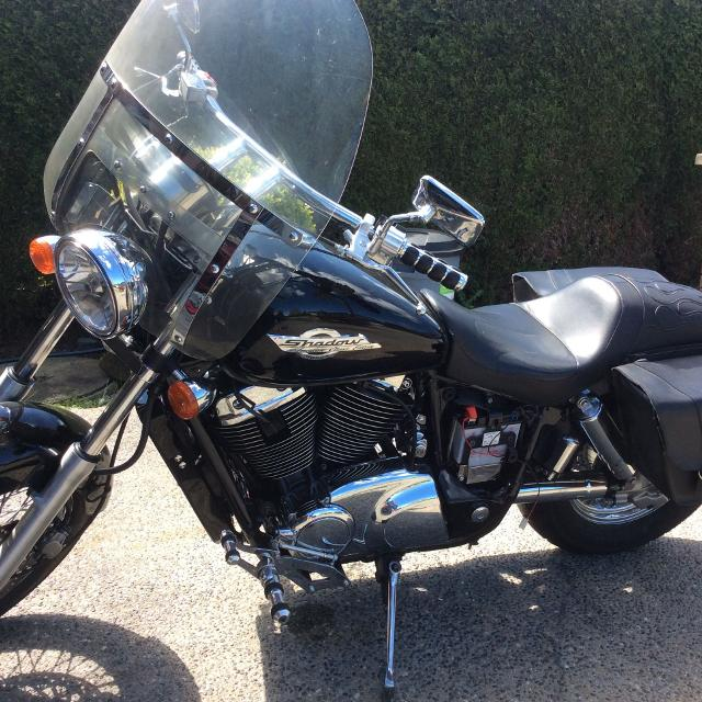 Find More Reduced 1996 Honda Shadow Ace 1100 Amazing Bike For
