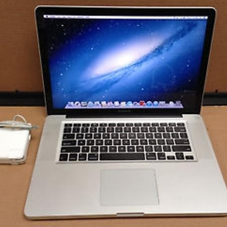 Used, Macbook Pro 15 i7 Quad Core with... for sale  Canada