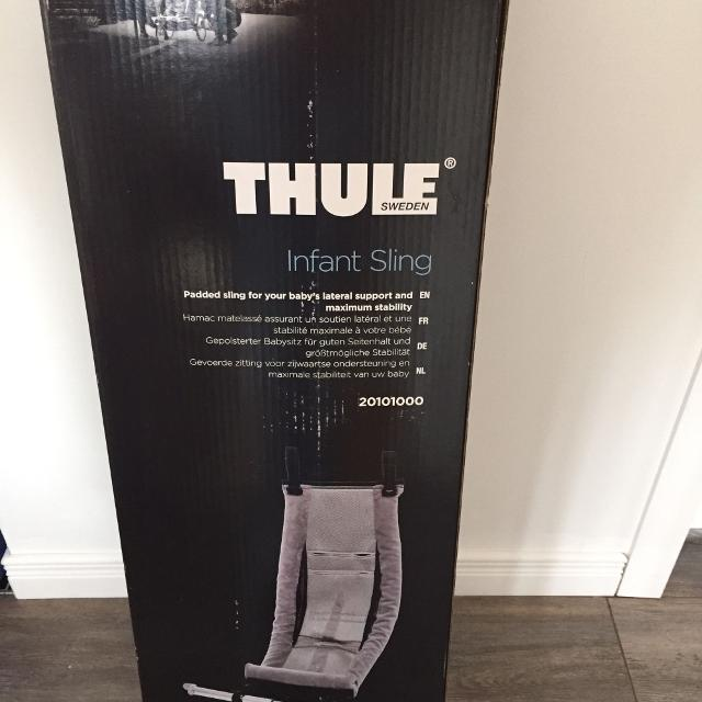 Best Brand New Infant Sling For Chariot Thule For Sale In Vaudreuil
