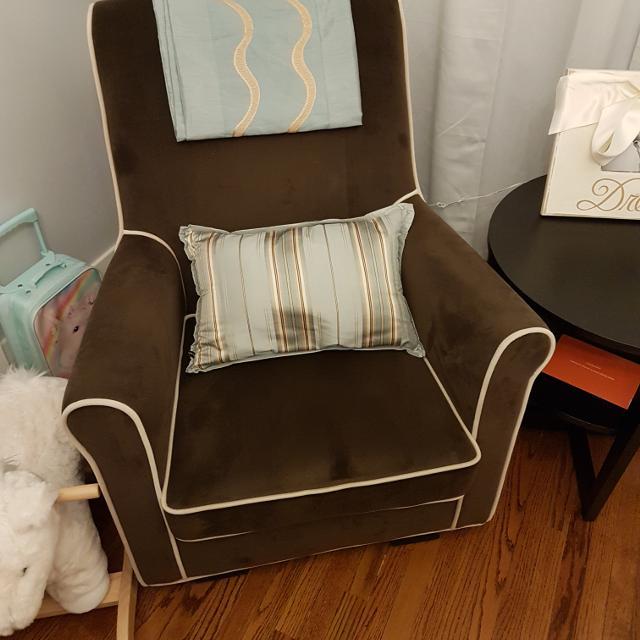 Rocking Chair Glider For Nursery