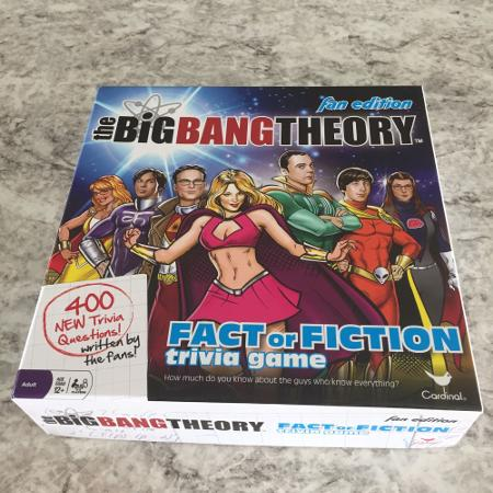 The Big Bang Theory: Fact Or Fiction... for sale  Canada