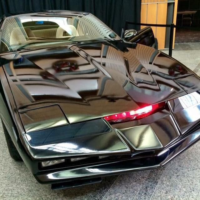 Knight Rider Car For Sale >> Not For Sale But For Hire Knight Rider Kitt Replica For Events