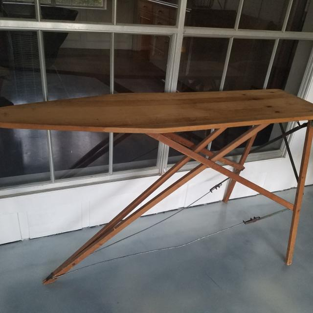 Antique wood ironing board - Find More Antique Wood Ironing Board For Sale At Up To 90% Off