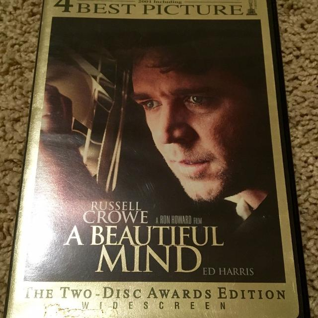 Best Dvd Movie A Beautiful Mind For Sale In Germantown Tennessee 2019