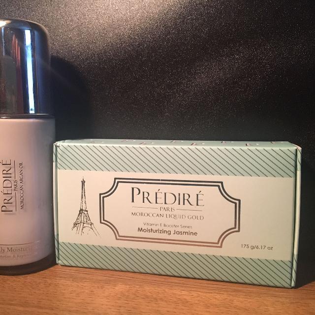 Best Predire Paris Argon Oil Daily Moisturizer And Jasmin Bar Soap ...