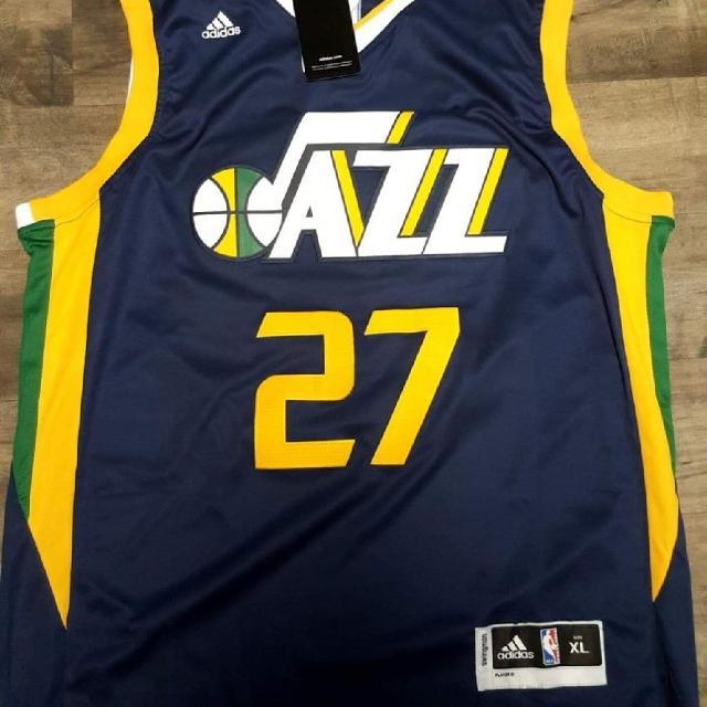 competitive price ff62d 36b02 Rudy Gobert Utah Jazz Jerseys