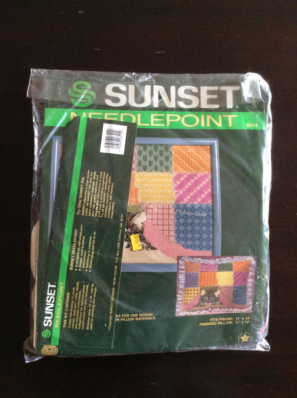 Needlepoint Craft Kit