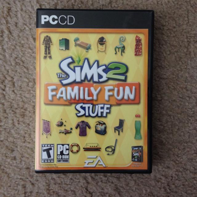 Best The Sims 2 Family Fun Stuff For Pc Sale In Murrieta California 2019