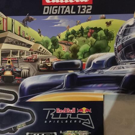 Rare Red Bull Ring F1 Slot Car Track... for sale  Canada