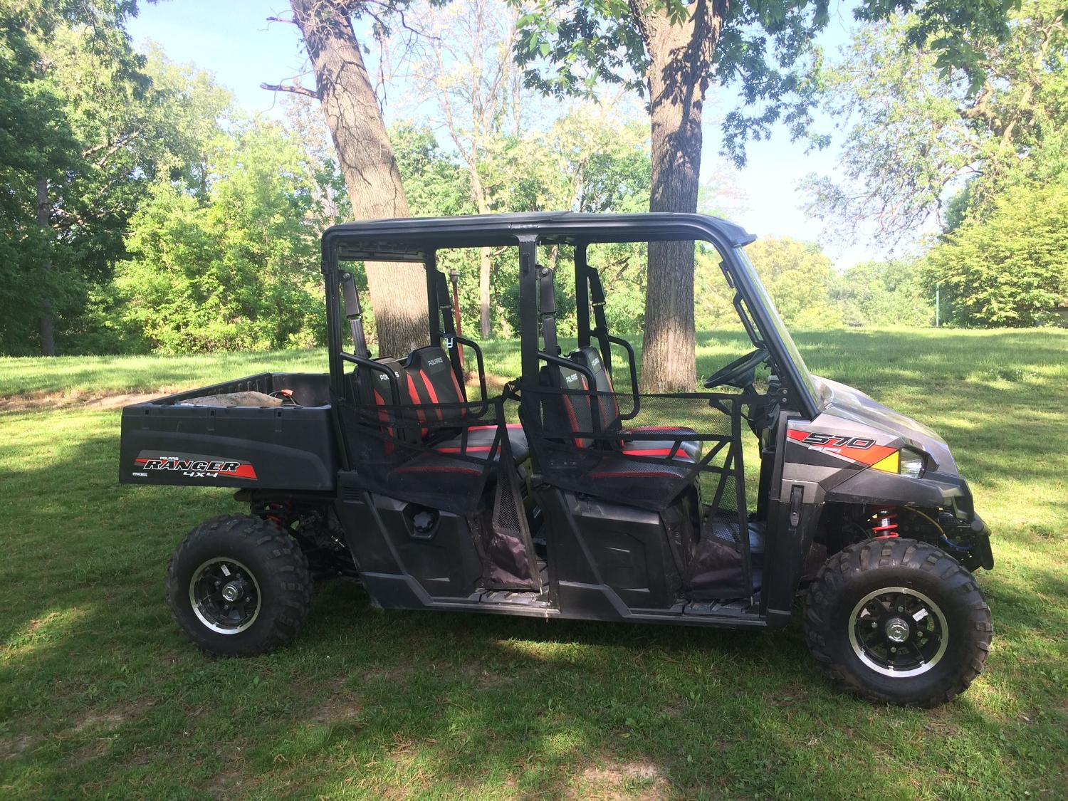 Polaris Side By Side >> Price Lowered Polaris Side By Side Utv