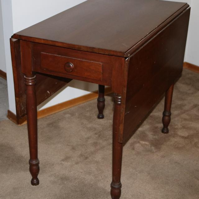 Antique Drop Leaf Table >> Best Antique Drop Leaf Table For Sale In Newmarket Ontario For 2019